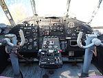 SP-AOG (aircraft) Antonov AN-2 cockpit, Internationales Luftfahrtmuseum Manfred Pflumm pic.JPG