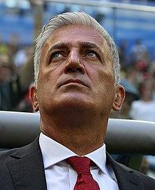 Vladimir Petković football player and manager
