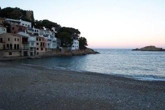 Begur, Spain - Sa Tuna beach, near Begur