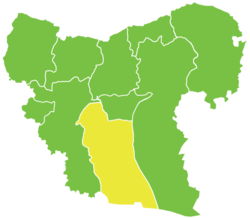 as-Safira District in Syria