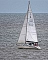 Sailing yacht 'Dehler 34' off Broadstairs, Kent, England 1.jpg