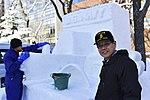 Sailors participate in Sapporo's 67th Annual Snow Festival 160202-N-OK605-034.jpg