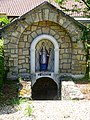 Saint-Arnoult-en-Yvelines (78), fontaine du bon Saint-Arnoult, rue du bon Saint-Arnoult 2.jpg