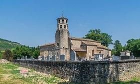 Saint-Martin Church of Vindrac-Alayrac 04.jpg
