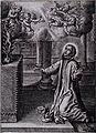 Saint Aloysius Gonzaga. Line engraving. Wellcome V0031520.jpg