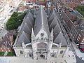 Saint Eloi von Belfried von Dünkirchen aus gesehen.JPG