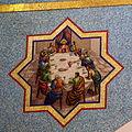 Saint Mary Magdalene Church (Columbus, Ohio) - mosaic, The Last Supper.jpg