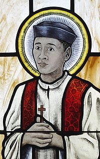 Saint Paul Catholic Church (Westerville, Ohio) - Saint Andrew Dung Lac.jpg