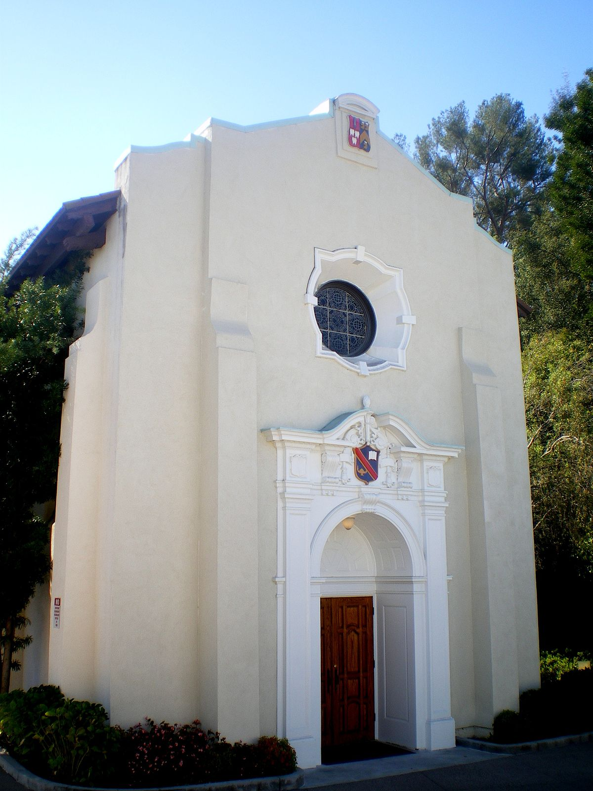 Saint Saviour's Chapel (Harvard-Westlake School) - Wikipedia