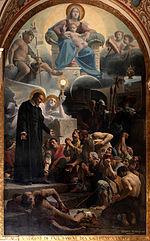 Saint Vincent de Paul ramene des galériens à la foi Lecomte de Nouy.jpg