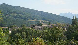 Sainte-Croix, Drôme Commune in Auvergne-Rhône-Alpes, France