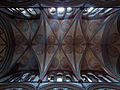 Salisbury Cathedral - ceiling of the quire.jpg