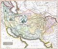 "Salmas in 1814 Thomson Map of the ""Persian Empire"".jpg"