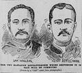 Sam Nowlein and Henry Bertelmann, The Call sketch, 1895.jpg