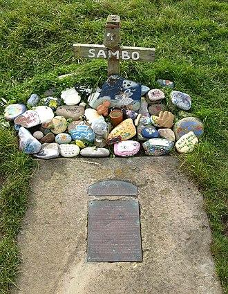 Sambo's Grave - Sambo's Grave, 2007