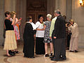 Same-sex marriage in San Francisco City Hall 20080617.jpg