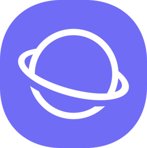 Samsung Internet for Android - Samsung Internet Logo