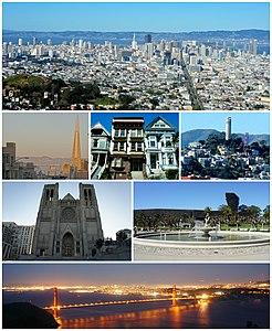 サンフランシスコ's relation image