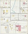Sanborn Fire Insurance Map from Fulton, Whiteside County, Illinois. LOC sanborn01877 004-5.jpg