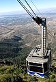 Sandia Peak Tramway above Albuquerque New Mexico.jpg