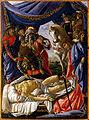 Sandro Botticelli - La scoperta del cadavere di Oloferne e Il ritorno di Giuditta - Google Art Project.jpg