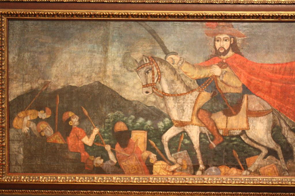 Ficheiro:Santiago, Museo das Peregrinacións 07-02d, últ, cuarto s. XIX.JPG - ...