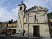Santuario di Sant'Agnello Abate.