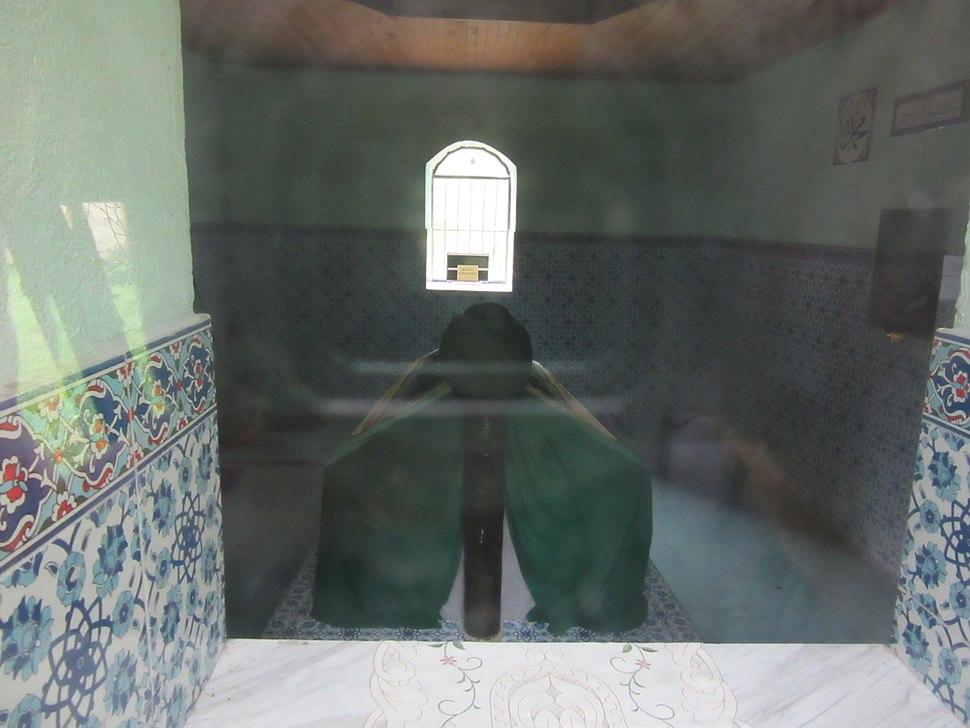 Sarcophagi of Bali Efendi
