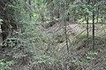 Sarkanās armijas ierakumi pie Gobdziņu kapsētas, Skrundas pagasts, Skrundas novads, Latvia - panoramio.jpg