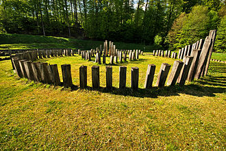 History of Romania - The sanctuaries of the ancient Dacian Kingdom capital, Sarmizegetusa Regia