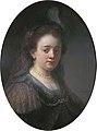 Saskia van Uylenburch (1612-1642), by Govert Flinck.jpg