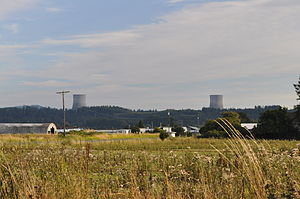 "English: ""Satsop nukes"" seen from ne..."
