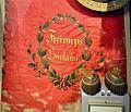 Saulgau Stadtmuseum Freicorps 1848 Fahne.jpg