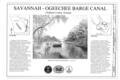 Savannah and Ogeechee Barge Canal, Between Ogeechee and Savannah Rivers, Savannah, Chatham County, GA HAER GA-139 (sheet 1 of 8).png