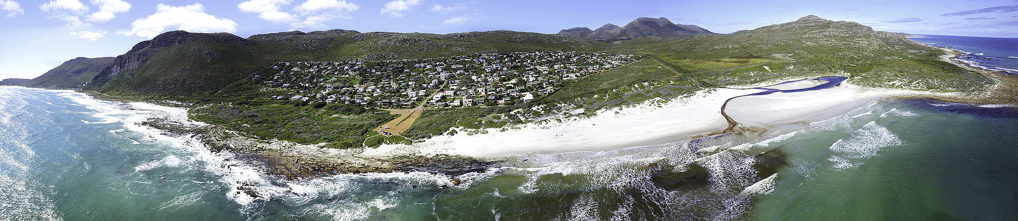 Scarborough Western Cape Coastline and City View