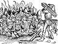Burning of Jews, Weltchronik