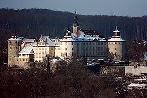 Hohenlohe-Langenburg - Langenburg Castle