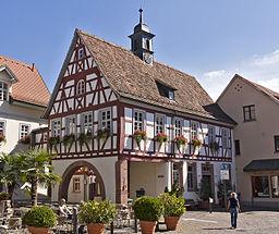 Schriesheim Altes Rathaus 20100920