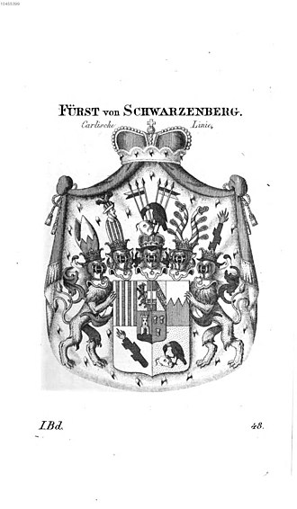 House of Schwarzenberg - Image: Schwarzenberg Tyroff AT