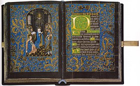 Image illustrative de l'article Livre d'heures noir (Pierpont Morgan Library)