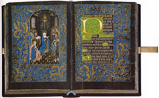 Black Hours, Morgan Library