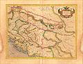 Sclavonia Croatia Bosnia Dalmatia 1609.jpg