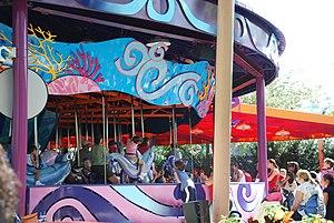 Sea Carousel - Image: Sea Carousel, Sea World Orlando