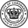 Official seal of Coronado, California
