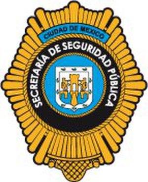 Law enforcement in Mexico City - Image: Secretaría de Seguridad Pública del Distrito Federal