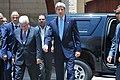 Secretary Kerry, PA President Abbas meet press.jpg