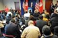 Secretary Kerry Addresses U.S., Tunisian Reporters at New Conference (12616149273).jpg