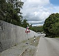 Security fence around the plant - geograph.org.uk - 513083.jpg