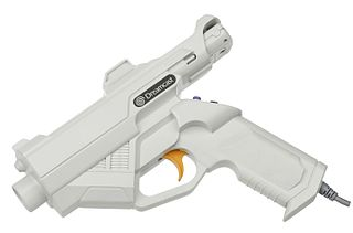 Dreamcast light guns Wikimedia list article