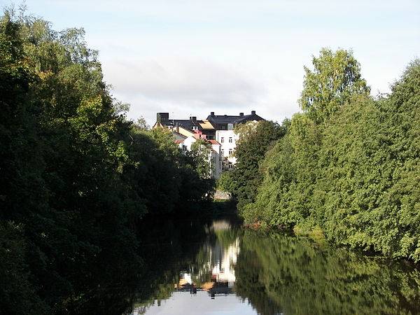 Orter I Sundsvalls Kommun - Sundsvall, Birsta, Slaget VID